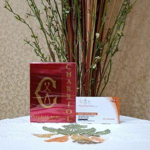 Charriol Imperial Ruby For Women EDP 100ml