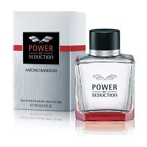 Antonio Banderas Power Of Seduction For Men EDT 100ml