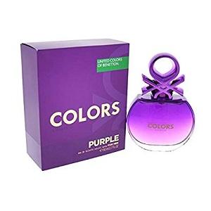 Benetton United Colors Purple For Women EDT 80ml