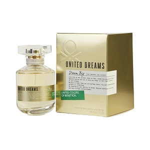 Benetton United Dream Big For Women EDT 80ml