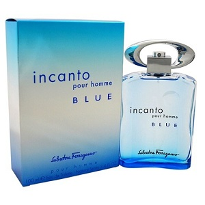 Salvatore Ferragamo Incanto Blue Pour Homme Edt 100ml (Tester)