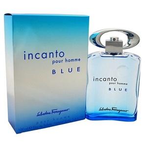 Salvatore Ferragamo Incanto Blue Pour Homme Edt 100ml (Tester)