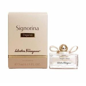 Salvatore Ferragamo Signorina Eleganza For Women EDP 5ml (Miniature)