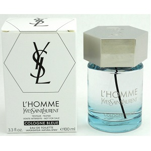 Yves Saint Laurent L'Homme Cologne Bleue For Men EDT 100ml (Tester)