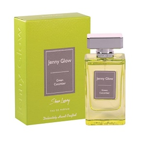 Jenny Glow Green Cucumber For Unisex EDP 80ml