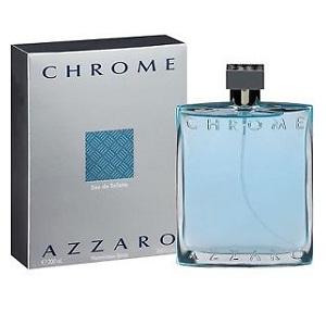 Azzaro Chrome For Men EDT 200ml