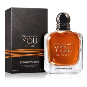 Giorgio Armani Emporio Stronger With You Intensely For Men EDP 100ml