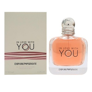 Giorgio Armani Emporio In Love With You For Women EDP 100ml