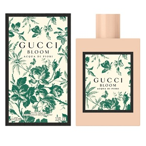 Gucci Bloom Acqua Di Fiori For Women EDT 100ml