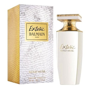 Pierre Balmain Extatic Gold Musk For Women EDT 90ml