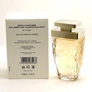 Cartier La Panthere Eau De Parfum Legere For Women EDP 75ml (Tester)