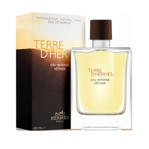 Hermes Terre D Hermes Eau Intense Vetiver For Men EDP 100ml