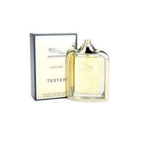 Jaguar Gold For Men EDT 100ML (Tester)
