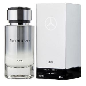 Mercedes Benz Silver For Men EDT 120ml