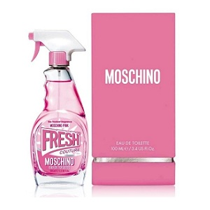 Moschino Pink Fresh Couture For Women EDT 100ml
