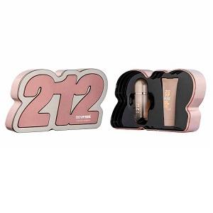 Carolina Herrera 212 VIP Rose For Women (Giftset)