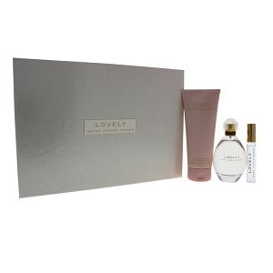 Sarah Jessica Parker Lovely For Women (Giftset)