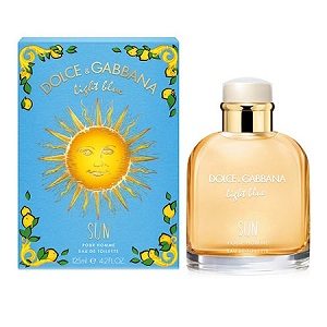 Dolce & Gabbana Light Blue Sun For Men EDT 125ml