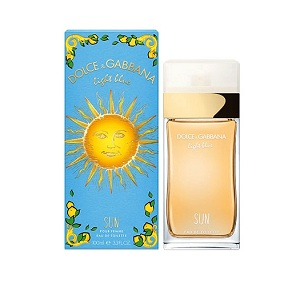 Dolce & Gabbana Light Blue Sun For Women EDT 100ml