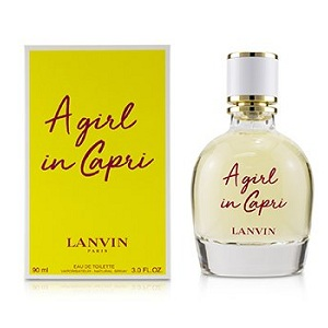 Lanvin A Girl In Capri For Women EDT 90ml