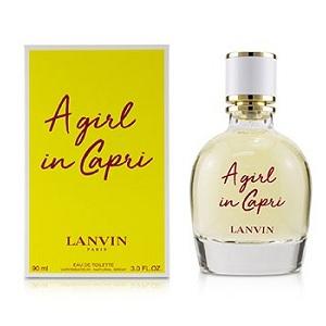 Lanvin A Girl In Capri For Women EDT 90ml