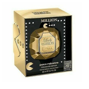 Paco Rabanne Lady Million X Pac-Man Collector Edition For Women EDP 80ml