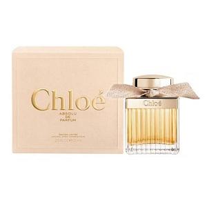 Chloe Absolu Limited Edition De Parfum 75ml