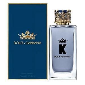 Dolce & Gabbana K By Dolce Gabbana For Men EDT 100ml