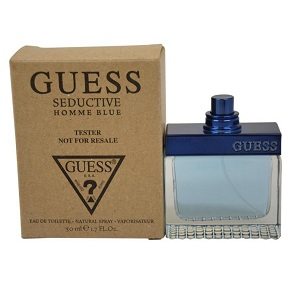 Guess Seductive Homme Blue For men EDT 50ml (Tester)