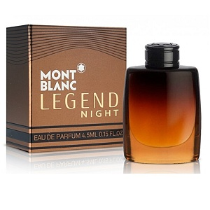 Mont Blanc Legend Night for Men EDP 4,5ml (Miniature)