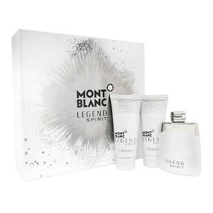 Mont Blanc Legend Spirit For Men (Giftset)