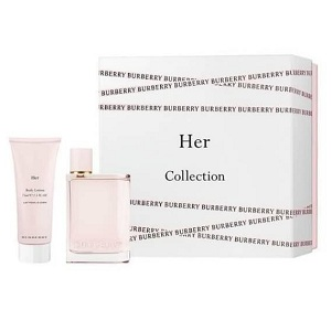 Burberry Her For Women (Gift Set)