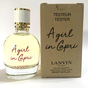 Lanvin A Girl In Capri For Women EDT 90ml (Tester)