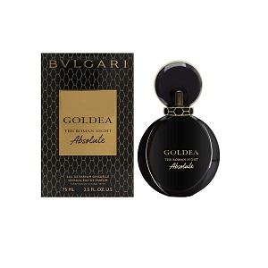 Bvlgari Goldea The Roman Night Absolute For Women EDP 75ml