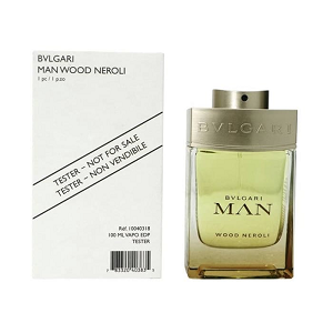 Bvlgari Man Wood Neroli For Men EDP 100ml (Tester)
