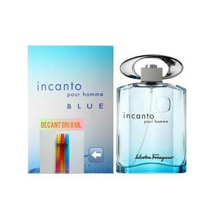 Salvatore Ferragamo Incanto Blue Pour Homme EDT 8ml (Decant)