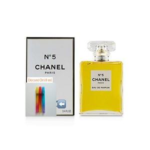 Chanel No. 5 Women EDP 8ml (Decant)
