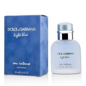 Dolce & Gabbana Light Blue Eau Intense for Men EDP 50ml