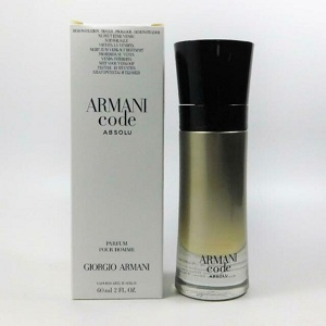 Giorgio Armani Code Absolu Parfum For Men 60ml (Tester)