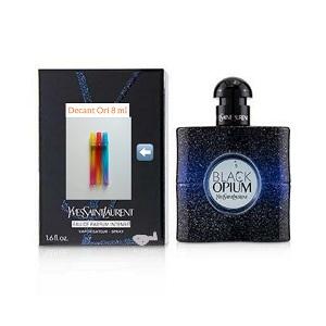 Yves Saint Laurent Black Opium Intense For Women EDP 8ml (Decant)
