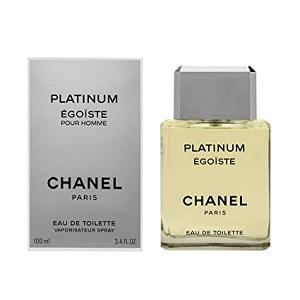 Chanel Egoiste Platinum For Men EDT 100ml