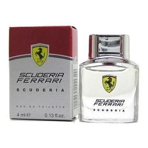 Ferrari Scuderia For Men EDT 4ML (Miniatur)