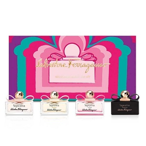 Salvatore Ferragamo Signorina Miniature Kit For Women (Mini Set)