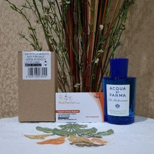 Acqua Di Parma Blu Mediterraneo Bergamotto di Calabria For Unisex EDT 150ml (Tester)
