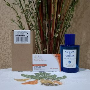 Acqua Di Parma Blu Mediterraneo Bergamotto Mandorlo Di Sicilia For Unisex EDT 150ml (Tester)