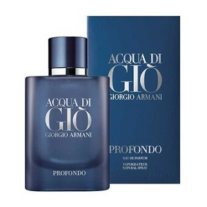 Giorgio Armani Acqua Di Gio Profondo For Men EDP 75ml
