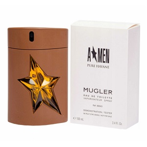 Thierry Mugler A Men Pure Havane For Men EDT 100ml (Tester)