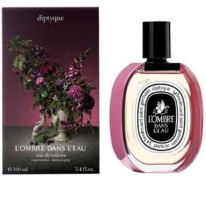 Diptyque L'Ombre Dans L'Eau Limited Edition For Women EDT 100ml