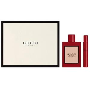 Gucci Bloom Ambrosia Di Fiori For Women (Gift Set)