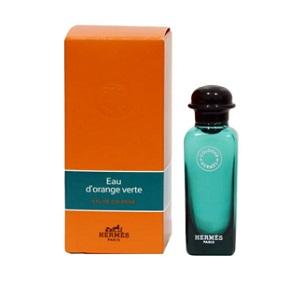 Hermes Eau D'Orange Verte For Unisex EDC 7,5 ml (Miniature)